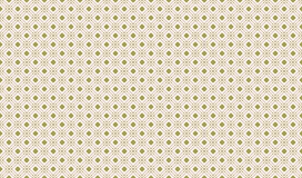 Golden Geometric Pattern 9v32, Increased. Seamless Golden Pattern with Serif Lines, Circles and Painted Rhombuses on White Background. Can Use for Wrapping Stock Image