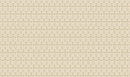 Golden Geometric Pattern 2v3, Increased. Seamless. Golden Pattern with Lines, Rhombuses and Geometric Figures on White Background. Can Use for Wrapping Paper Stock Photo
