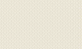 Golden Geometric Pattern 4v1, Increased. Seamless. Golden Pattern with Lines, Rhombuses and Geometric Figures on White Background. Can Use for Wrapping Paper Royalty Free Stock Image