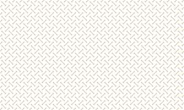 Golden Geometric Pattern 7v1, Increased. Seamless. Golden Pattern with Serif Lines on White Background. Can Use for Wrapping Paper, Textile and Gift Pack Stock Photography