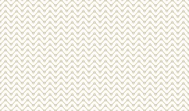 Golden Geometric Pattern 8v2, Increased. Seamless. Golden Pattern with Zigzag of Serif Lines and Rhombuses on White Background. Can Use for Wrapping Paper Stock Image