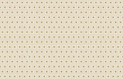 Golden Geometric Pattern 5v1, Increased. Seamless. Golden Pattern with Lines, Squares and Geometric Figures on White Background. Can Use for Wrapping Paper Royalty Free Stock Photo
