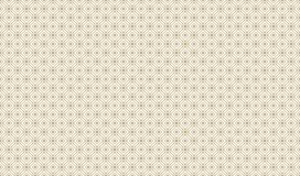 Golden Geometric Pattern 9v12, Increased. Seamless Golden Pattern with Serif Lines, Rhombuses and Circles in Frames on White Background. Can Use for Wrapping Royalty Free Stock Images