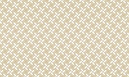 Golden Geometric Pattern 1v1, Increased. Seamless. Golden Pattern with Lines, Rhombuses and Geometric Figures on White Background. Can Use for Wrapping Paper Stock Photos