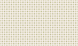 Golden Geometric Pattern 9v4, Increased. Seamless Golden Pattern with Lines, Rhombuses and Painted Circles on White Background. Can Use for Wrapping Paper Stock Image