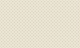 Golden Geometric Pattern 10v1, Increased. Seamless Golden Pattern with Lines and Rhombuses on White Background. Can Use for Wrapping Paper, Textile and Gift Royalty Free Stock Photography