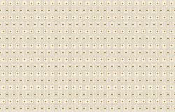 Golden Geometric Pattern 5v2, Increased. Seamless. Golden Pattern with Lines, Squares and Geometric Figures on White Background. Can Use for Wrapping Paper Stock Photography