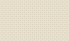 Golden Geometric Pattern 9v22, Increased. Seamless Golden Pattern with Serif Lines, Circles and Rhombuses in Frames on White Background. Can Use for Wrapping Stock Photography