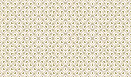 Golden Geometric Pattern 9v42, Increased. Seamless Golden Pattern with Serif Lines, Rhombuses and Painted Circles on White Background. Can Use for Wrapping Stock Photography