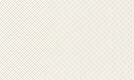 Golden Geometric Pattern 7v3, Increased. Seamless. Golden Pattern with Serif Lines and Squares on White Background. Can Use for Wrapping Paper, Textile and Gift Royalty Free Stock Photography
