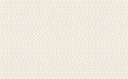 Golden Geometric Pattern 8v102. Seamless. Golden Pattern with Alternation of Zigzag with Serif Lines and Rhombuses on White Background. Can Use for Wrapping Stock Image