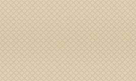 Golden Geometric Pattern 2v1. Seamless. Golden Pattern with Lines, Rhombuses and Geometric Figures on White Background. Can Use for Wrapping Paper, Textile and Stock Image