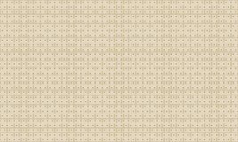Golden Geometric Pattern 5v2. Seamless. Golden Pattern with Lines, Squares and Geometric Figures on White Background. Can Use for Wrapping Paper, Textile and Stock Image