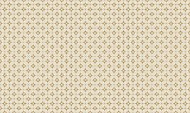 Golden Geometric Pattern 4v5. Seamless. Golden Pattern with Lines, Rhombuses and Geometric Figures on White Background. Can Use for Wrapping Paper, Textile and Stock Images