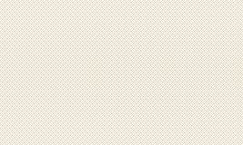 Golden Geometric Pattern 7v3. Seamless. Golden Pattern with Serif Lines and Squares on White Background. Can Use for Wrapping Paper, Textile and Gift Pack Stock Photo