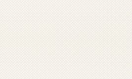 Golden Geometric Pattern7v1. Seamless. Golden Pattern with Serif Lines on White Background. Can Use for Wrapping Paper, Textile and Gift Pack Stock Photography