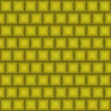 Golden Geometric Square Background. Vector Stock Photography
