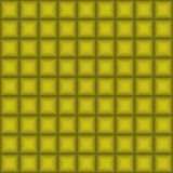 Golden Geometric Square Background. Vector Royalty Free Stock Image
