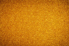Golden Glitter Background Christmas New Year Party Theme Stock Photo