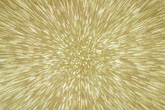 Golden glitter explosion lights abstract background Royalty Free Stock Photos