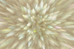 Golden glitter explosion lights abstract background Royalty Free Stock Photo