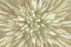 Golden glitter explosion lights abstract background Stock Photo