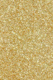 Golden glitter texture background Royalty Free Stock Photography