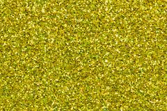 Golden glitter texture background Stock Image