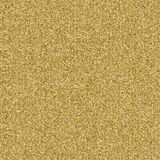Golden glitter texture background. EPS 10 Royalty Free Stock Photography