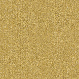 Golden glitter texture. EPS 10 Royalty Free Stock Photos