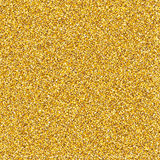 Golden Glitter Texture Royalty Free Stock Images