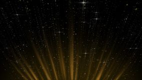 Free Golden Glitter Twinkling Abstract Magic Moment Background, Gold Twinkle Floating, Drifting With Glow Line Royalty Free Stock Photography - 147098727
