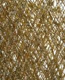 Golden Glittery Background Royalty Free Stock Photos