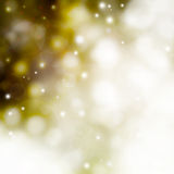 Golden Glowing background Royalty Free Stock Photography