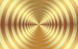 Golden goals abstract background. gold textured background for creative designs. Abstract golden background with the metallic texture of gold in concentric Stock Images