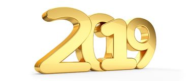 2019 Golden Gold Bold 3d Rendering Stock Illustration Illustration Of Golden Symbol 113145842 2019 (mmxix) will be a common year starting on tuesday of the gregorian calendar, the 2019th year of the common era (ce) and anno domini (ad) designations, the 19th year. 2019 golden gold bold 3d rendering