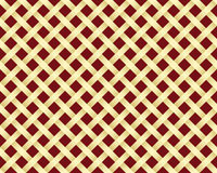 Golden grating pattern. Abstract seamless golden grating pattern Royalty Free Stock Photography
