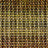 Golden grid background Stock Images