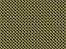 Golden grid backgrounds Royalty Free Stock Photo