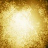 Golden grunge Royalty Free Stock Images
