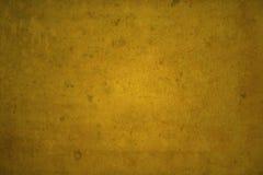 Golden grunge background Stock Photography