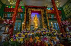 Golden Guan Yin, Bangkok, Thailand Royalty Free Stock Photos
