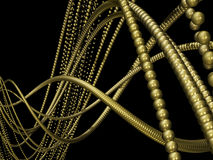Golden Helix Stock Photography