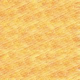 Golden herringbone. Golden orange herringbone patterned and textured background Stock Images