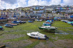 Golden Hind Brixham Devon England UK Royalty Free Stock Photography