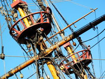 The Golden Hinde Stock Photo