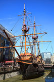 The Golden Hinde Royalty Free Stock Photography