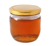 Golden honey Stock Photography