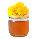 Golden honey Royalty Free Stock Images