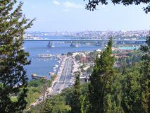 Golden Horn Royalty Free Stock Photo